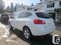 Make Nissan Model Rogue Year 2009 Colour White kms