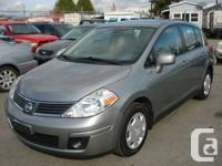 Year:2009 Make:Nissan Model:Versa Trim:1.8 SL