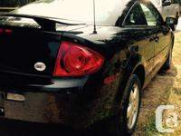 Make Pontiac Model G5 Year 2009 Colour Black kms 72000