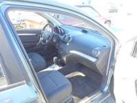 Make Pontiac Model G3 Year 2009 Colour blue kms 136000