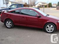 Make Pontiac Model G5 Year 2009 Colour Red kms 42762
