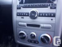 Make Pontiac Model G5 Year 2009 Colour White kms