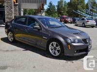 Make Pontiac Model G8 Year 2009 Colour Grey kms 157252