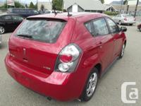 Make Pontiac Model Vibe Colour Red Metallic Trans