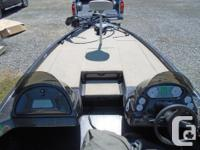2009 Procraft 192 Super Pro Bass Boat Packed with