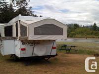 We don't really have time to camp anymore, so selling
