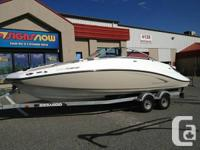 Sea doo 230 Challenger for sale including top of the