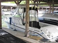 For sale 2009 Seaswirl Striper I/O difficult leading