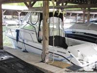 For sale 2009 Seaswirl Striper I/O difficult leading