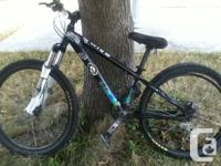 Hello, marketing my 2009 Kona Shred. Great bike, merely
