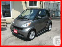 2009 Smart Fortwo Passion !!Fantastic News!! Carproof