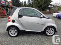 Make Smart Model Fortwo Year 2009 Colour Silver kms