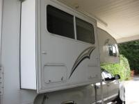 2009 snowbird 10.0 rt super slide camper as br. new