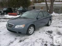 Make. Hyundai. Version. Sonata. Year. 2009. Colour.