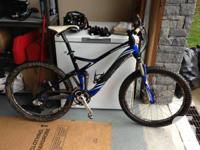 I am selling my 2009 carbon stumpjumper pro carbon.