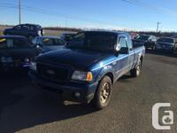 Make. Ford. Model. Ranger. Year. 2009. Colour. Blue.
