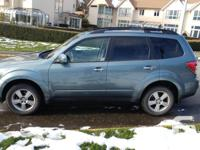 Make Subaru Model Forester Year 2009 Colour grey kms