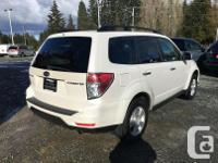 Make Subaru Model Forester Year 2009 Colour White kms