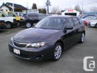 Make Subaru Model Impreza Wagon Year 2009 Colour Grey
