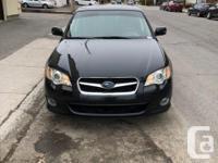 Make Subaru Model Legacy Year 2009 Colour Black kms