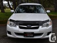 Make Subaru Model Legacy Wagon Year 2009 Colour White