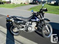 17800 km, recently was inspected by action motorcycles