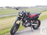 SUPER fun bike, extremely nice to ride, nimble and