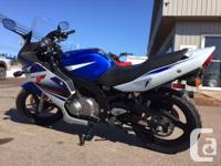2009 Suzuki GS500F This Local Trade Is In Excellent