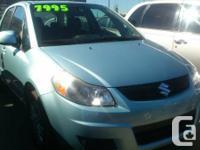 2009 Suzuki SX4 JX Stock # AB10418 42 MPG or 6.7L per