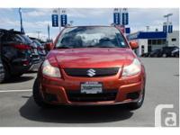 Make Suzuki Model SX4 Year 2009 Colour Orange kms