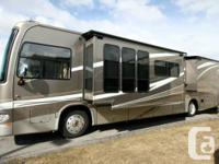 2009 THOR TUSCANY 4072 Class A Motorhome $144,990.00