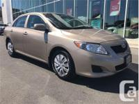 Make Toyota Model Corolla Year 2009 Colour Brown kms
