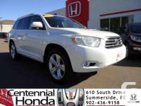 Make Toyota Model Highlander Year 2009 Colour White