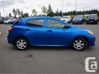 Make Toyota Model Matrix Year 2009 Colour Blue kms