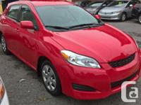 Make Toyota Model Matrix Year 2009 Colour red kms