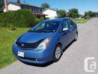 Make Toyota Model Prius Year 2009 Colour Blue kms