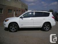 Make Toyota Model RAV4 Year 2009 Colour White kms