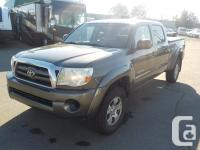 Make Toyota Model Tacoma Year 2009 Colour Brown kms