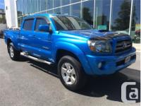 Make Toyota Model Tacoma Year 2009 Trans Automatic kms