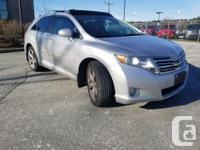Make Toyota Model Venza Year 2009 Trans Automatic We