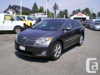 Make Toyota Model Venza Year 2009 Colour Grey kms
