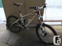 "I am selling my 2009 Trek Remedy 8. This bike has 26"""