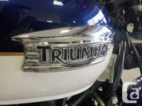 Make Triumph Model Bonneville Year 2009 kms 23000 2009