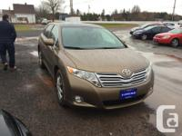 Make. Toyota. Version. Venza. Year. 2009. kms. 85000.