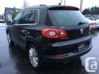 Make Volkswagen Model Tiguan Year 2009 Colour Black