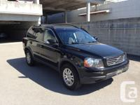 2009 VOLVO XC90  89.000 km  3.2 V6  AWD  Black on