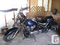 43250 kms 2 tone blue/black. Mint disorder, well kept