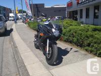 Used, 2009 Yamaha FZ-6R Sport Motorcycle $5399 Relaxed fit for sale  British Columbia