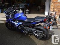Make Yamaha Year 2009 kms 7821 7,821kms. Stored covered