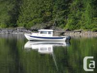 The C-Dory is built by Northwest Marine Industries in